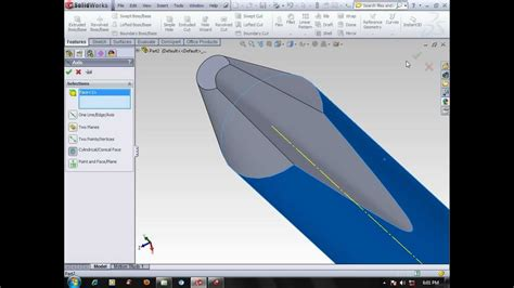kumpulan tutorial solid work how to draw a screwdriver in solidworks versi on the spot