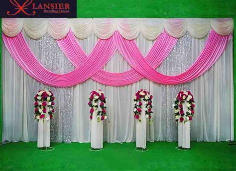Wedding Backdrop Design Ideas by Popular Designer Curtain Ideas Buy Cheap Designer Curtain