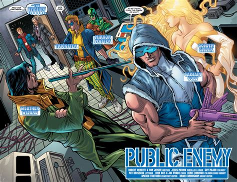 In The Of Rogues exclusive preview the flash 48 introduces ccpd s rogue