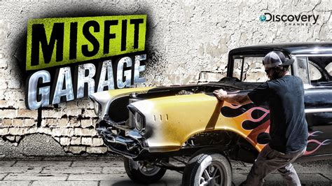 The Garage Discovery by Misfit Garage Spin Series Returns To Discovery In