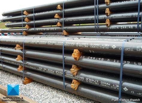 Pipa Besi Seamless Nippon Sumitomo jual pipa carbon steel harga murah jakarta oleh pt pasada