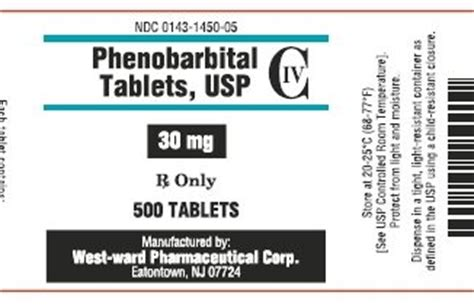 phenobarbital side effects may 2017 details