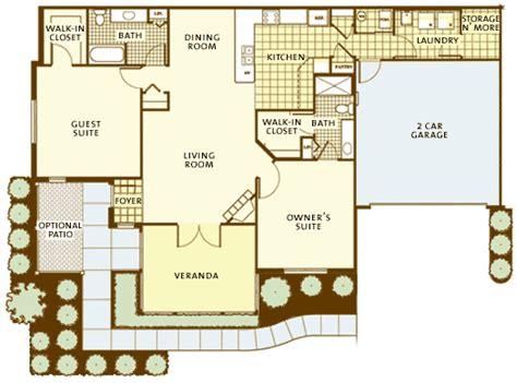 epcon canterbury floor plan epcon floor plans models villas at sedgefield epcon