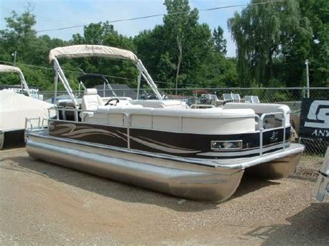used pontoon boats ta bay c and cruise archives boats yachts for sale