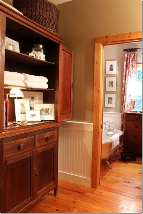 feature friday talk of the house cabinets for bathrooms wood trim and colors for walls