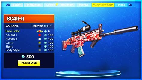 fortnite tier 100 challenges fortnite season 3 weapons customizer battle pass tier