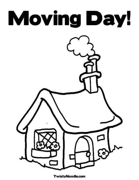 moving van coloring page moving truck coloring page coloring pages