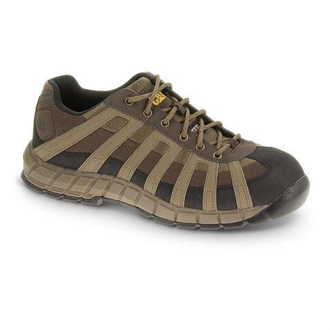 steel toe oxford work shoes cat footwear switch steel toe oxford work shoes 618747