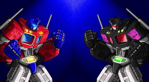 Tomica Set Transformers Optimus Nemesis Prime Bumblebee Black transformers 4 optimus prime vs nemesis prime www imgkid