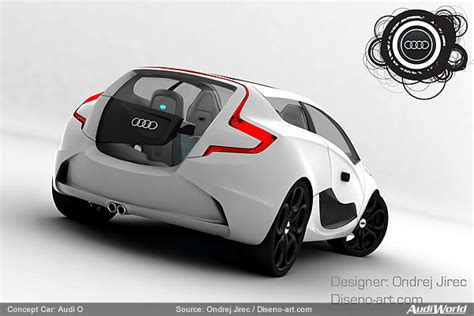 Pedal Mobil Luxury By Excell concept car audi o audiworld