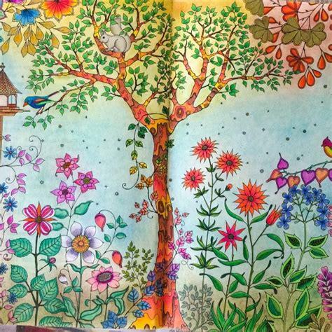 secret garden coloring book watercolor 正版书籍 现货秘密花园 简体中文版 涂色正版书籍 阿里巴巴