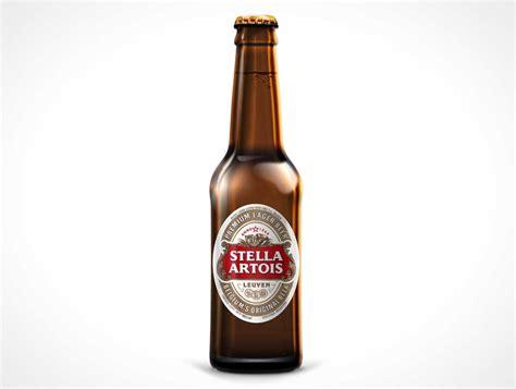beer bottle beer bottle label product shot psd mockup psd mockups