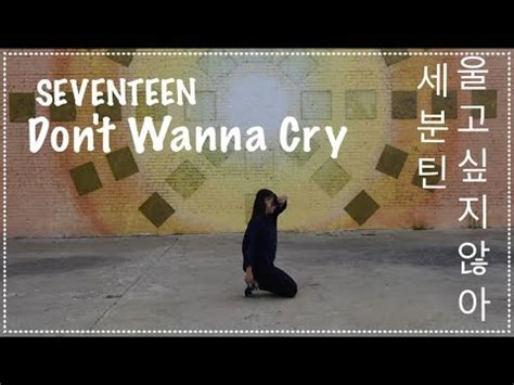 tutorial dance seventeen don t wanna cry seventeen세븐틴 don t wanna cry 울고 싶지 않아 dance cover city
