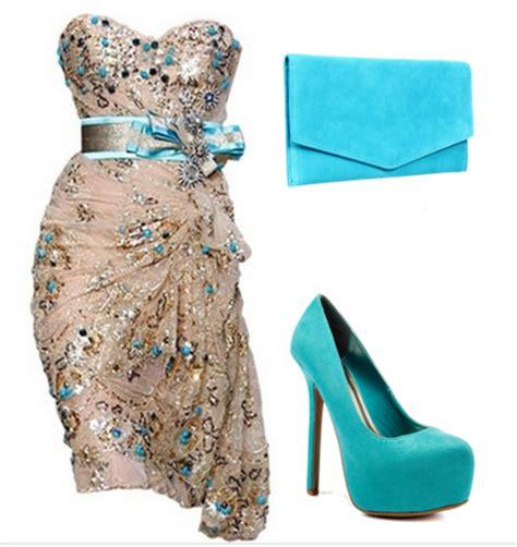 dress heels blue beautiful shoes bag wedding