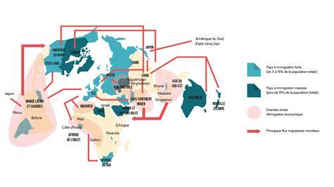 Resume Mondialisation by La Mondialisation En Fonctionnement Fiche De Cours