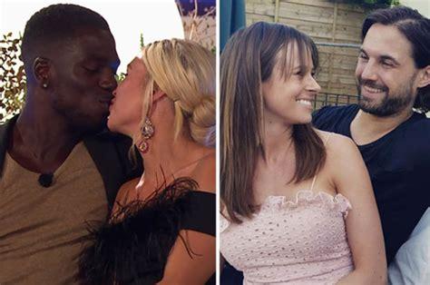 celebrity love island couples still together love island 2018 which 2017 cast couples are still