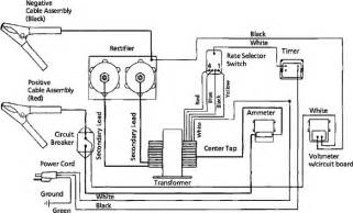 schumacher battery charger wiring diagram schumacher free engine image for user manual