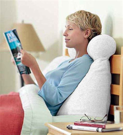 pillow for sitting in bed relax in bed pillow colonialmedical com