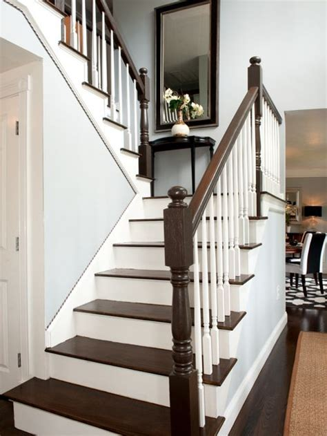 wood stairs home design ideas pictures remodel and