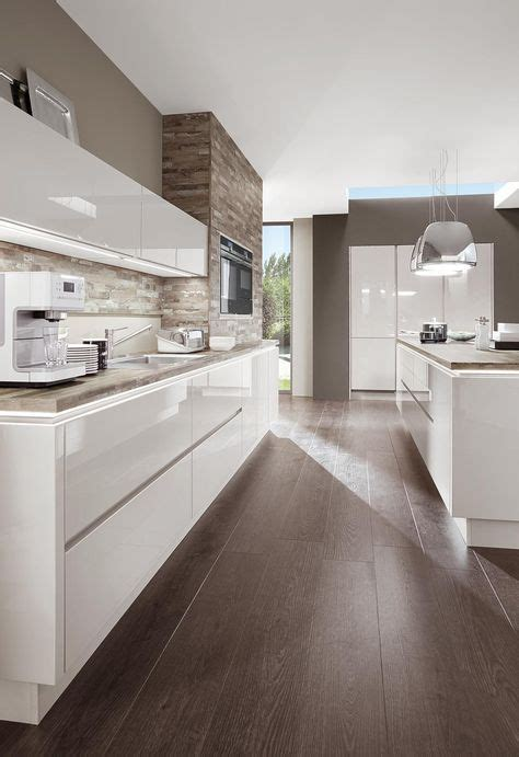 Küchen Planen Lassen by 78 Ideen Zu K 252 Che Hochglanz Auf Schrank Wei 223
