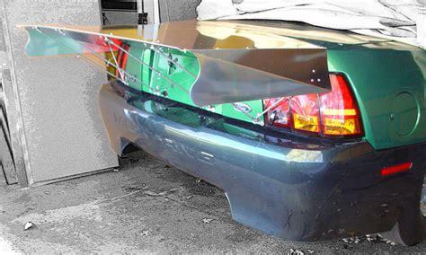 mustang aluminum wing carlsaluminumworks