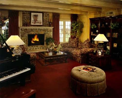 Southfork Ranch Interior by Ewing S Living Room Tours Trail Rides