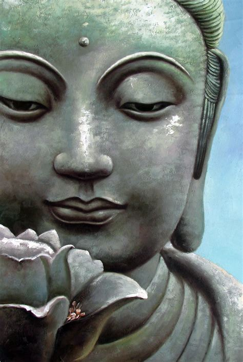 Buddha With Lotus Buddha Ha S Place