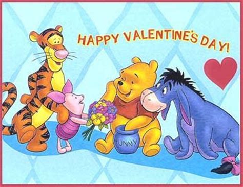 winnie the pooh valentines day pooh wallpaper
