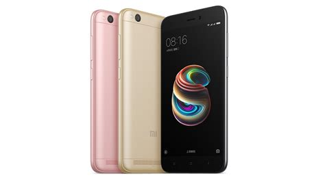 redmi 5a xiaomi redmi 5a launched in china specs price and more