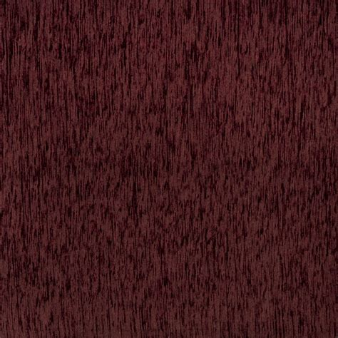Textured Chenille Upholstery Fabric by F888 Purple Textured Solid Chenille Upholstery Fabric By