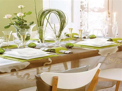 Dining Table Decorations by 40 Useful Dining Table Decoration Ideas