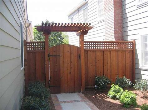 pergola gate designs schwep
