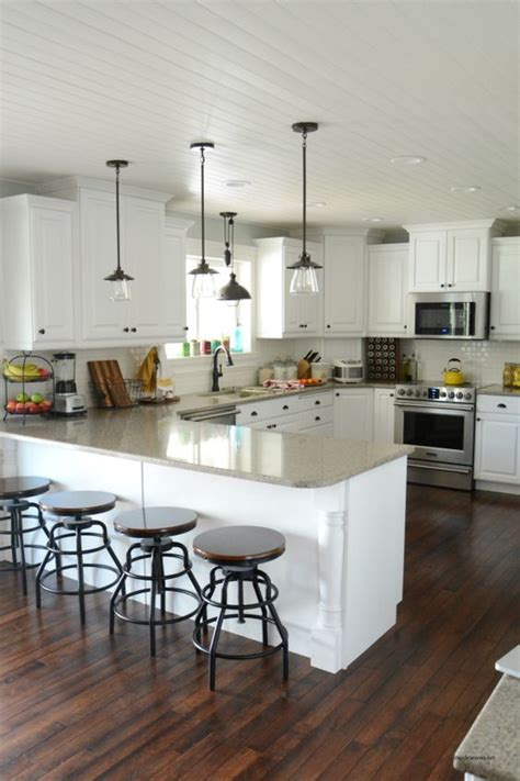 update kitchen lighting can lights islands and kitchen updates on pinterest