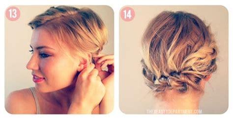 tutorial tatanan rambut pendek sebahu untuk ke pesta the 36th avenue 25 hair and makeup tutorials the 36th
