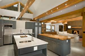 lighting for beamed ceilings faux ceiling beams kitchen traditional with ceiling