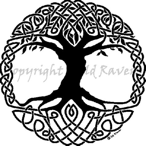 wild ravens tree of life meaning