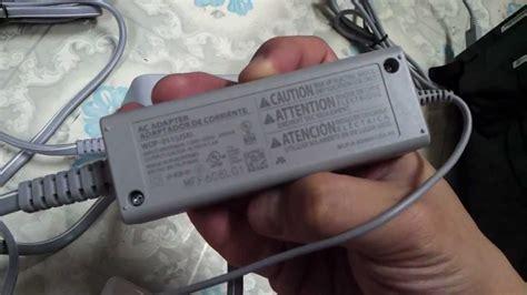 Jual Adaptor Wii 220v official wii u transformer 120v can use direct in thailand 220v