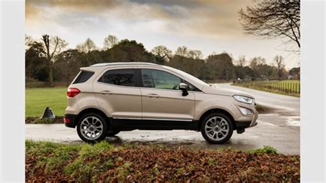 ford ecosport (2018) review: better, but still not the