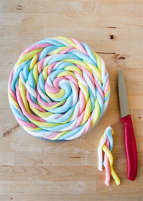 whimsically sweet how to make a lollipop cake