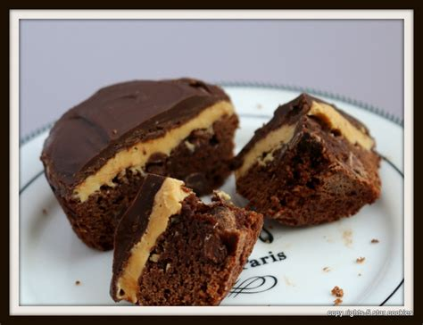 Peanut Butter Melted Brownies Premium magic and easy brownies of your dreams 5 cookies