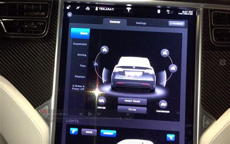 Tesla Model X Update Tesla Model X Firmware Update News Teslarati