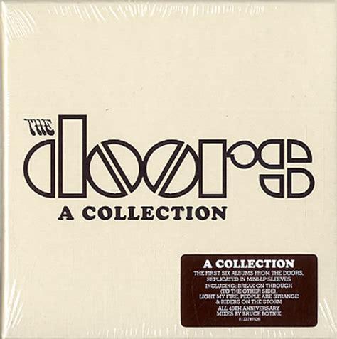 The Doors Album Box Set the doors a collection sealed uk cd album box set 607820
