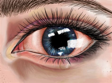 the crying eye crying eye drawing pencil art drawing