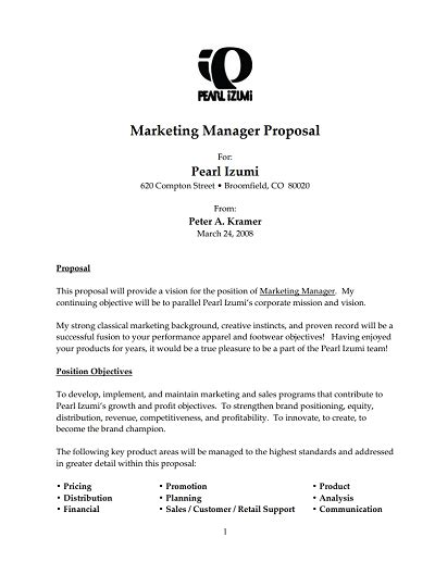 marketing proposal template free download edit fill