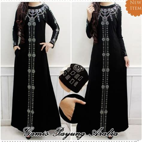 Special Manset Gamis Recomended special edition lebaran busana muslim