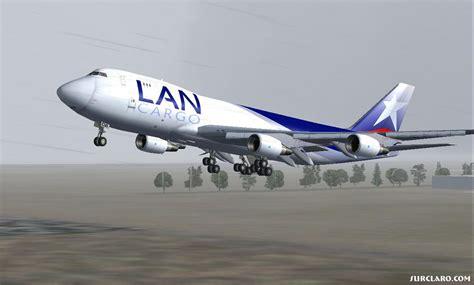 lan cargo 747 gallery