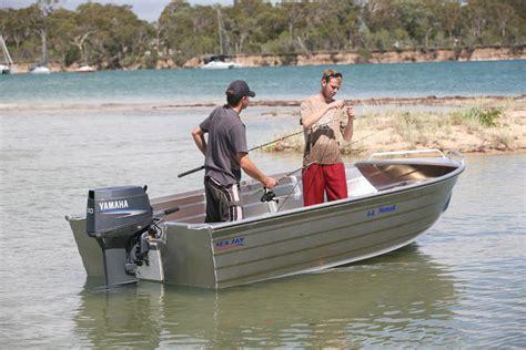 punt tinny boat for sale sea jay aluminium boats nomad sea jay boats
