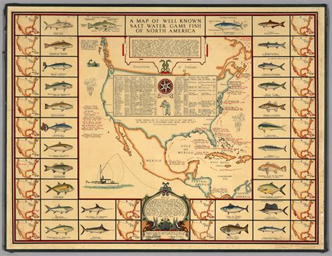 texas saltwater fishing maps history of fishing in the united states map of saltwater fish in the 1930s