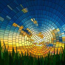 Stained Glass Window by Stained Glass Window Film Applyityourself