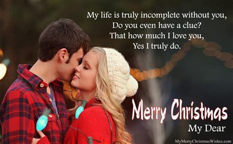 gf crismax imeg merry wishes for boyfriend msg